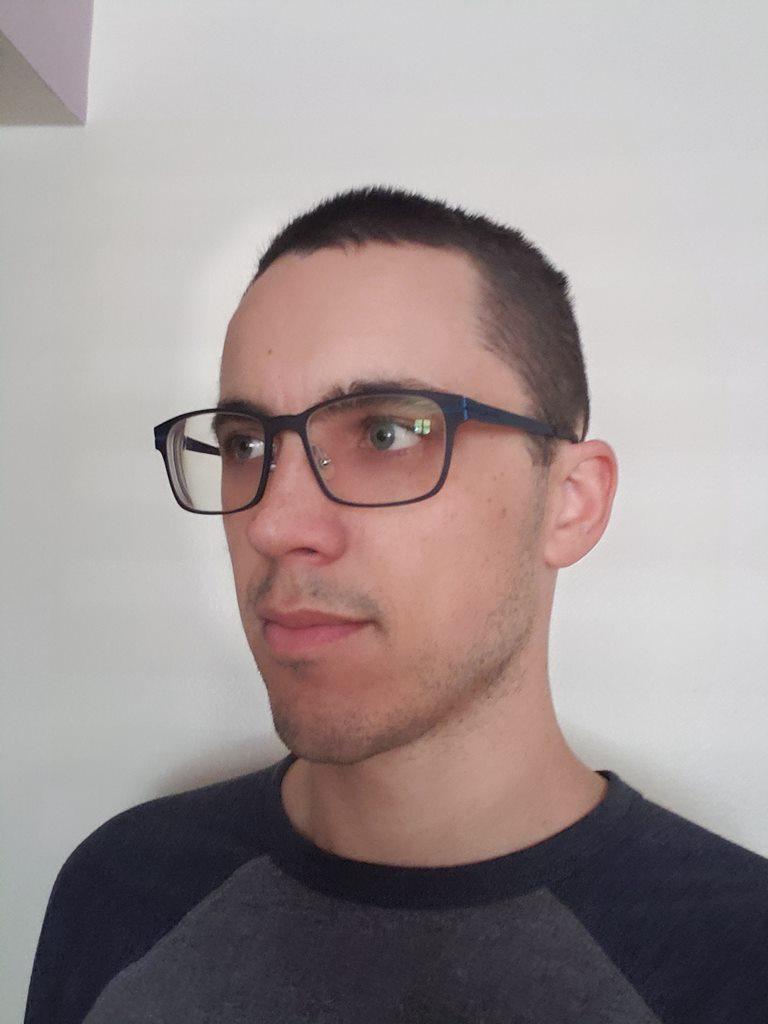 Alex's New Glasses