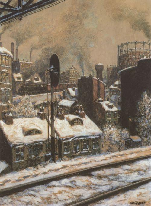 Tiefer Schnee (1918)